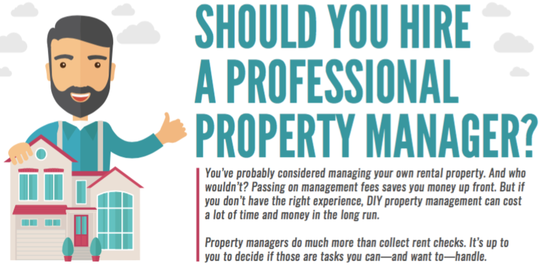Should You Hire A Professional Property Manager